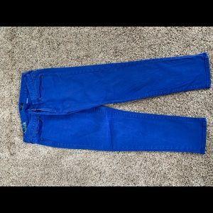 J.Crew Toothpick Skinny Jeans - Capri length
